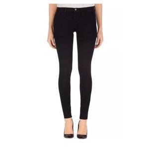 J. Brand 811 Mid Rise Skinny Leg Jeans Shadow 29